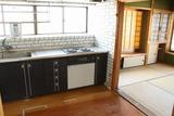 2階キッチン・和室