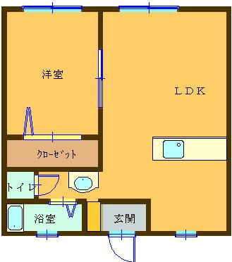 霧島市隼人町姫城 春口マンション(温泉付)